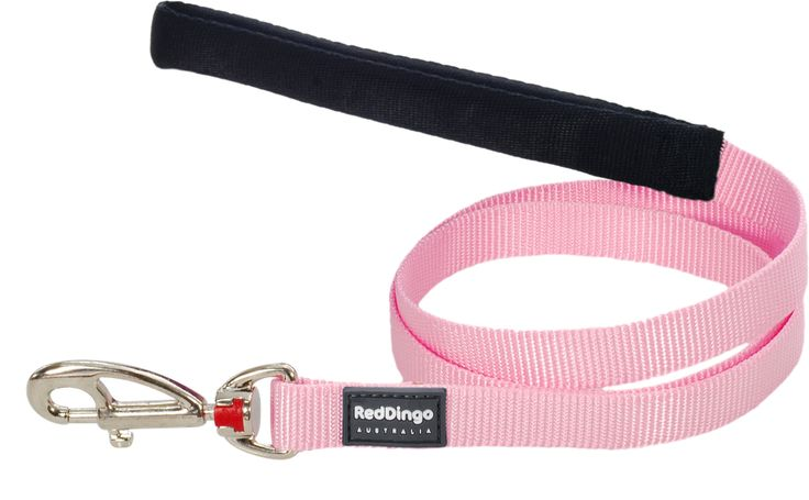 Avaliable in, Small, Medium and LargeRed Dingo is an Australian company who have put together a wide variety of leads, collars and tags to suit all kinds of canine customers. Big or small, dark or ginger there's something for every fur coat. All the products are strength and safety tested to the highest quality standard in manufacturing terms, embracing design without ever compromising functionality.The lead has extra padding around the handle to ensure maximum comfort for...