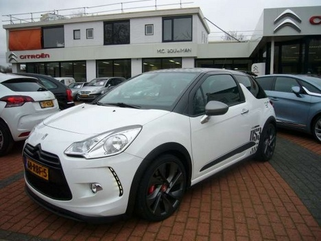 Citroën DS3 Racing 207PK Limited Edition