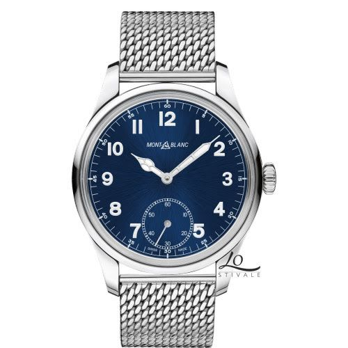 MONTBLANC 114958 1858 Manual Small Second