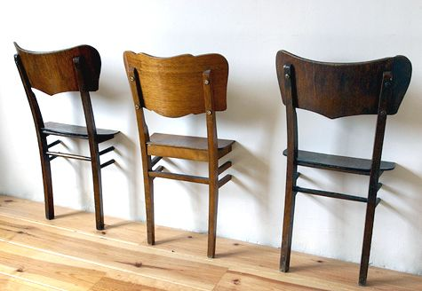 I need these for the hubby....he loves to throw things over a chair. If these were in the bedroom u think he'd do it instead of at the kitchen table? Ha!...I wish