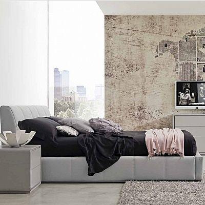 Ultramodern, stylish 'Snap' bed. My Italian Living. Beautiful, inspiring, minimalist and contemporary
