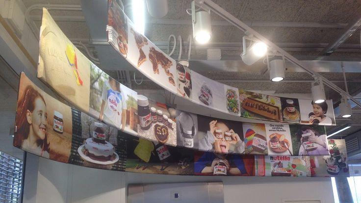 Padiglione Eataly, Nutella Concept Bar. #expomilano #eataly #nutella