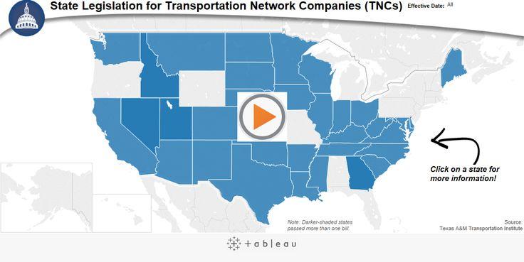 Transportation Network Company (TNC) Legislation