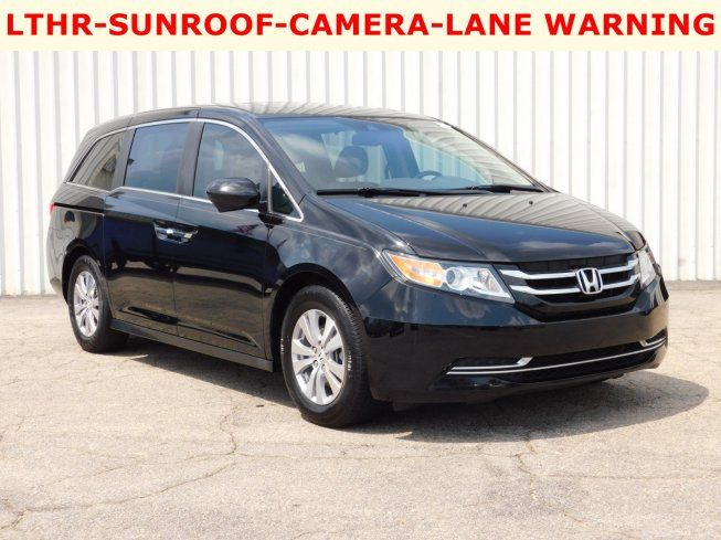 Used 2014 Honda Odyssey EX L Van For Sale Near You In WAKE FOREST