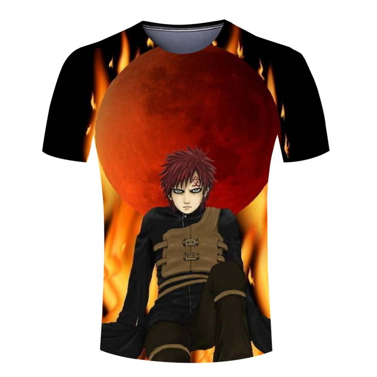 Gaara tshirt only 3996 naruto fan store very awesome