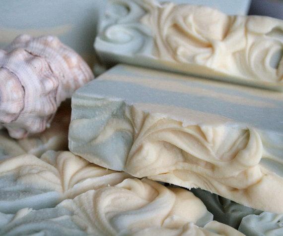 Bondi Beach Soap by the lovely Erin at inner earth soaps