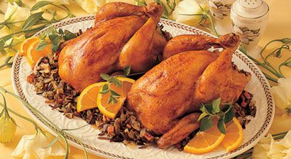 Cornish Hens Recipe With Picture