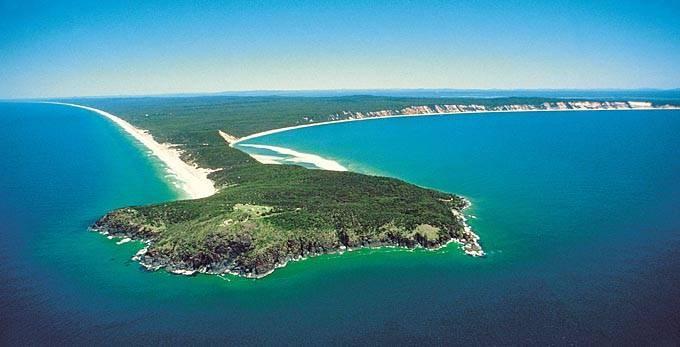 Rainbow Beach & Tin Can Bay