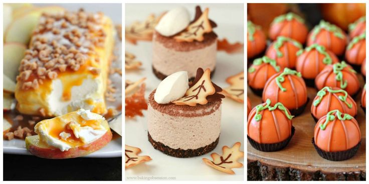 Make these sweet treats for a Halloween party, or just to celebrate the start of fall.
