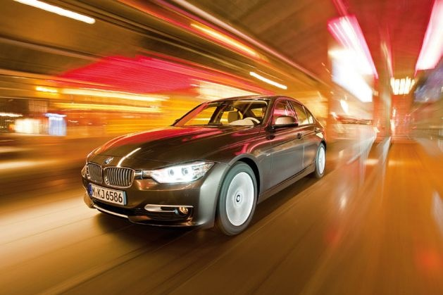 2012 BMW 320d Test Drive