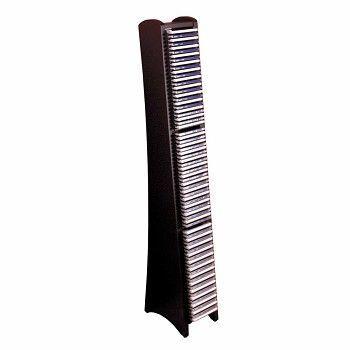 75 #CD #Rack Black Solid Hard Wood Modern Media Storage # 85002 Shop --> http://www.rensup.com/CD-Racks/CD-Racks-Black-Solid-Wood-Media-Organization-CD-Rack/pd/85002.htm?CFID=2313567&CFTOKEN=9523a2705a28344a-96549858-99CB-D5E1-44485555D765F2D7