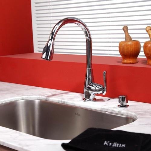 Faucet kitchen victorian delta 156sswf