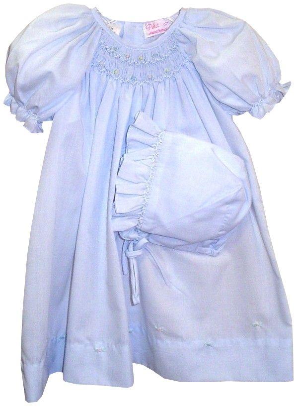 Baby Girl's Smocked Dress