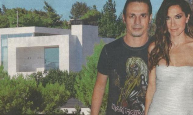 Ν. Νικολαΐδης – Δ. Βανδή: Πούλησαν την έπαυλή τους στο Κεφαλάρι για 4,5 εκ. ευρώ