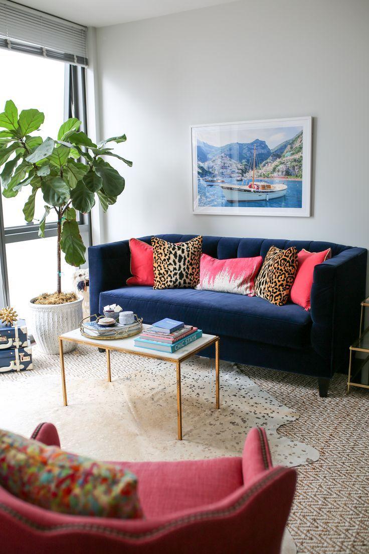 Pin on Blue Sofa Slipcovers Sky, Denim and Navy