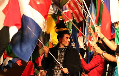 "International Youth Day: ""Young people are a wellspring of ideas for innovation. They are today's thinkers, problem-solvers and catalysts for peace"" Irina Bokova, Director General"