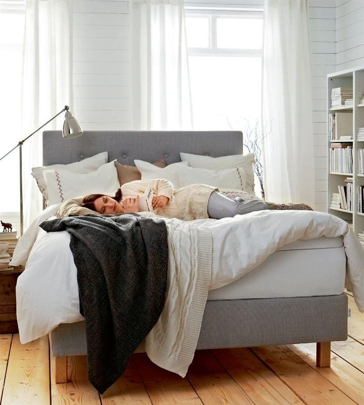 Ikea Master Bedroom: BEKKESTUA, Ikea. At $299, This Bed Is A Steal, Though I'd