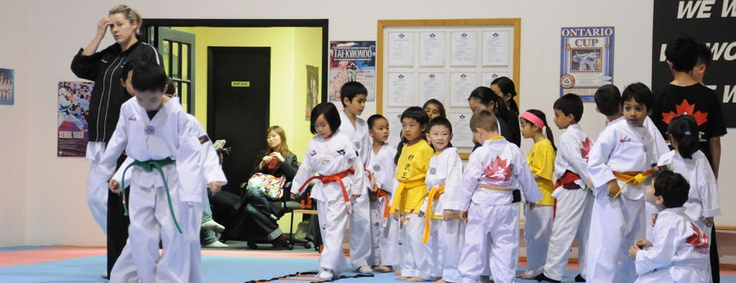 How does Taekwondo benefits kids:  http://authentictkd.blogspot.com/2012/03/what-are-benefits-of-martial-arts-for.html