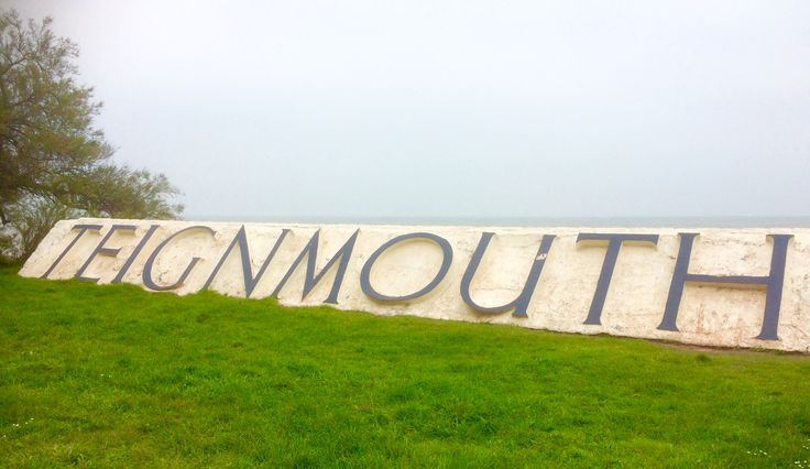 Teignmouth in South Devon a wonderful place to live or visit.