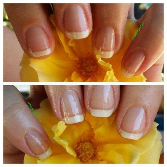 my own natural nails
