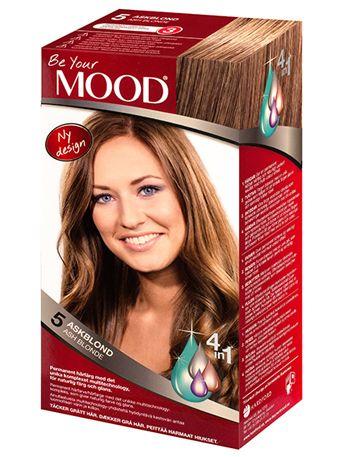 » N 05 ASKBLOND Permanent hårfärg med det unika komplexet multitechnology – ett 4 in 1-system som färgar, tvättar, skyddar och vårdar ditt hår, för naturlig färg och glans. Täcker grått hår upp till 100%.  Naturlig cendrényans. Mellanblont hår blir naturligt mörkt askblont. Reducerar orange och röda skiftningar i ljust hår. Använd ej på hår med gula eller vita skiftningar. Grått hår blir naturligt mörkt askblont.