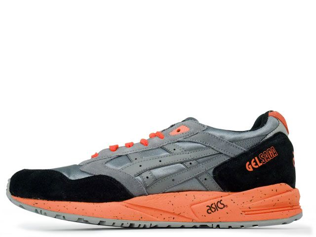 ASICS GELSAGA MANGO GREY/ORANGE