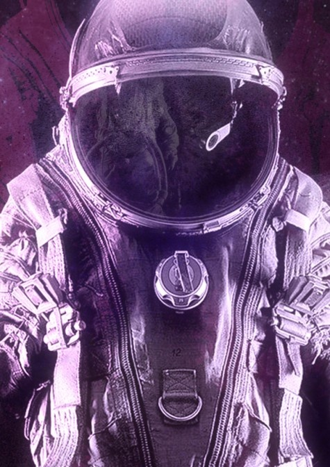 17 Best images about Astronaut Art on Pinterest | John ...