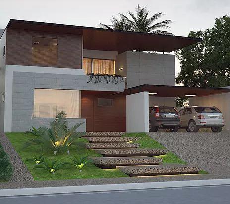 Las 17 mejores im genes sobre ingresos casas modernas en for Ingreso casas modernas
