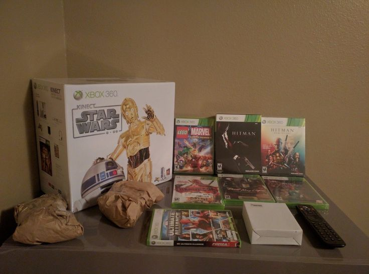Microsoft Xbox 360 Kinect Star Wars Limited Edition 320GB Bundle: $1,300.00 End Date: Friday Sep-15-2017 23:40:56 PDT Buy It Now for only:…
