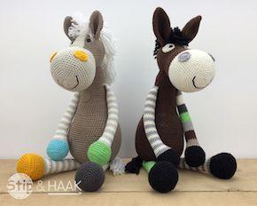 Stip & HAAK - Paard Emma