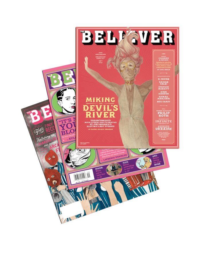 The Believer - Contributors: Daniel Handler