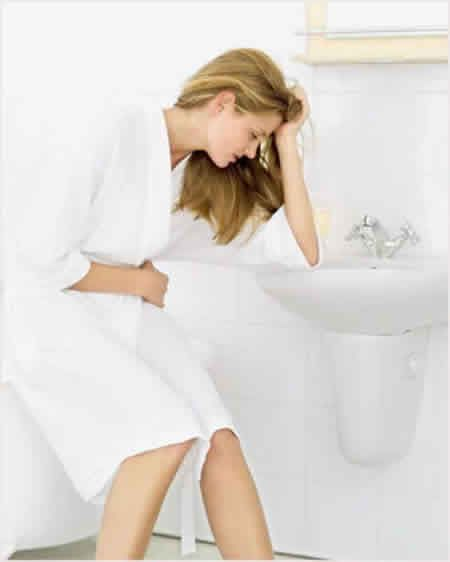 Nausea And Vomiting Various And Common Urinary Infection Symptoms