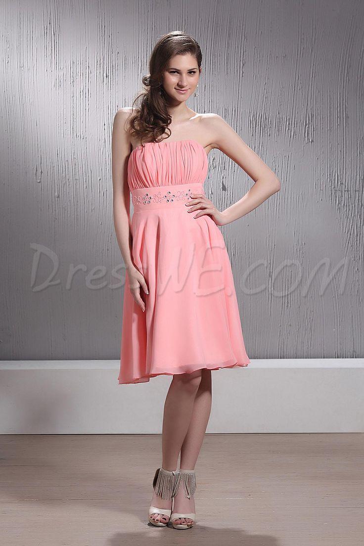 Mejores 131 imágenes de Dresses en Pinterest | Vestidos formales, Un ...