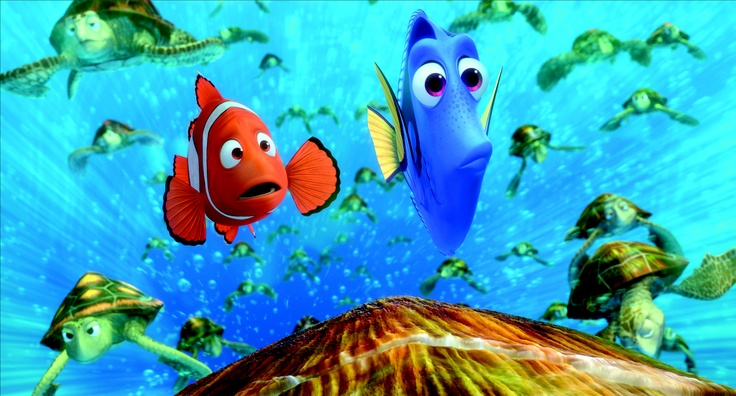 The all time classic 'Finding Nemo' is returning to the big screen in 3D on 24th August. Do you know what Nemo's dad's name is, in the movie?