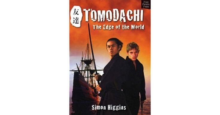 "1543. Japan. A strange realm of wealth and warriors, it was said, perched on the fiery, grumbling edge of the world.  Tomodachi is Japanese for ""friend"" and that's just what young Daniel Marlowe is going to need, shipwrecked and separated from his father in a Japan torn by civil war.  Kenji also has a problem that only a trusted friend could help with."