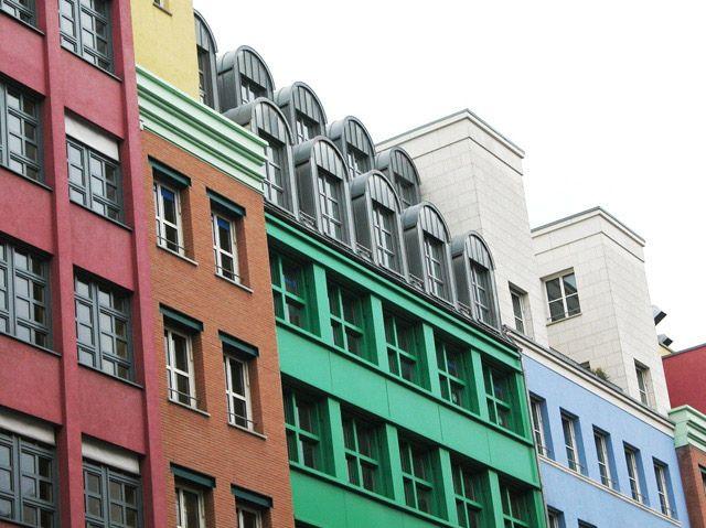 Quartier Schützenstrasse, Berlin, Germany, 1998  Photo by Maurizio MWG
