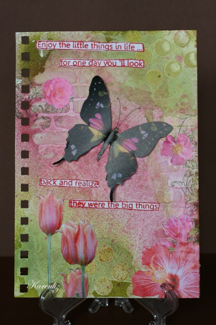 It's Time for Tea and Art: Art Journal Every Day Challenge