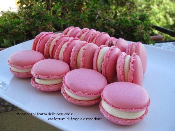 I Dolci di Pinella: Ancora Macarons?....