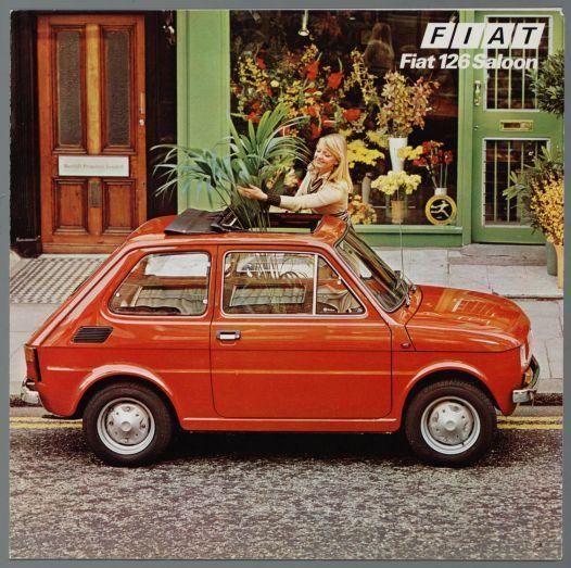 14 retro plakát, amitől könnybe lábad a szemed Fiat 126