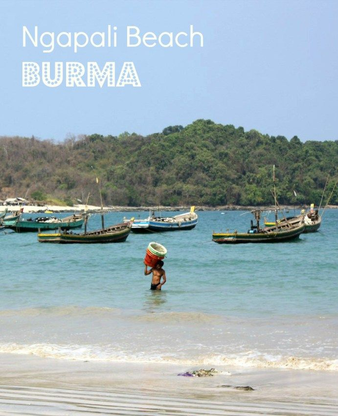 Discovering Ngapali Beach in Burma (Myanmar), the country's top beach destination but still a quiet unspoiled spot on the Bay of Bengal in the Indian Ocean. We discovered a tale of two beaches, from the fishing village to the loungers on the sand.