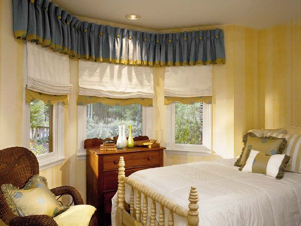 33 Best Images About Bay Window Decorating Ideas Small