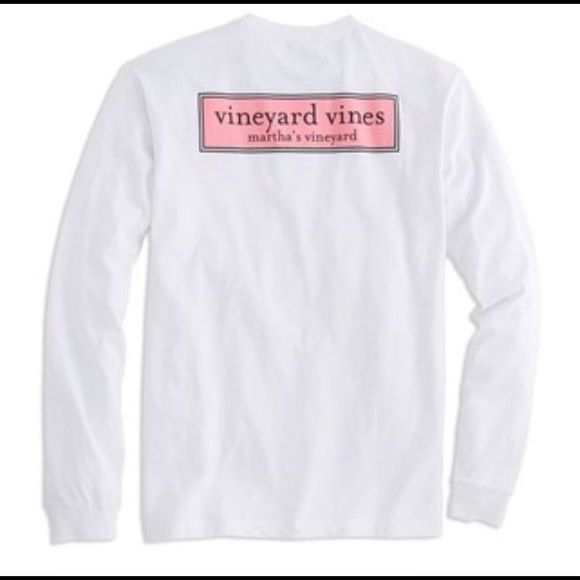 ISO: Vineyard Vines ISO: vineyard vine shirt like this. This is not a listing for sale. If you have one please let me know! Thanks! Vineyard Vines Tops Tees - Long Sleeve