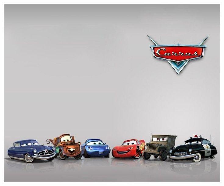 En esta publicación compartimos muchísimasimágenes de Cars, entre ellas podrás observar a los diferentes personajes que forman parte de la película que tanto aman los niños!. Podrás disfrutarlas y…