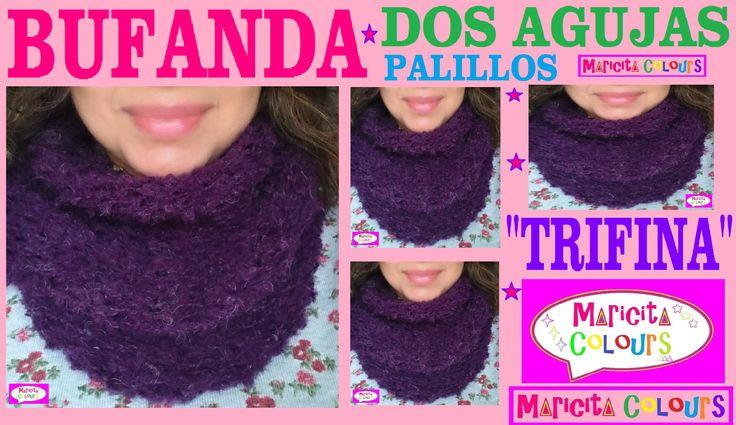 Mejores 132 imágenes de Tejidos de Maricita Colours Crochet Dos ...
