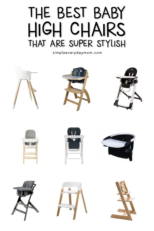 Best High Chair For Babies Oak Tables And Chairs The 9 Baby From Amazon That Are Stylish 2018