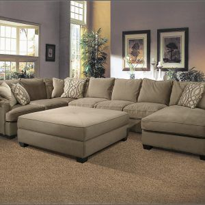 Sectional Sofas With Large Ottomans