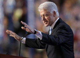 Bill Clinton DNC SPEECH commands spotlight............ dispels all lies of the RNC and Romney Ryan.......... LOVED IT!!!!!!!!!!!! You go PREZ!!!!!!!! #Obama2012