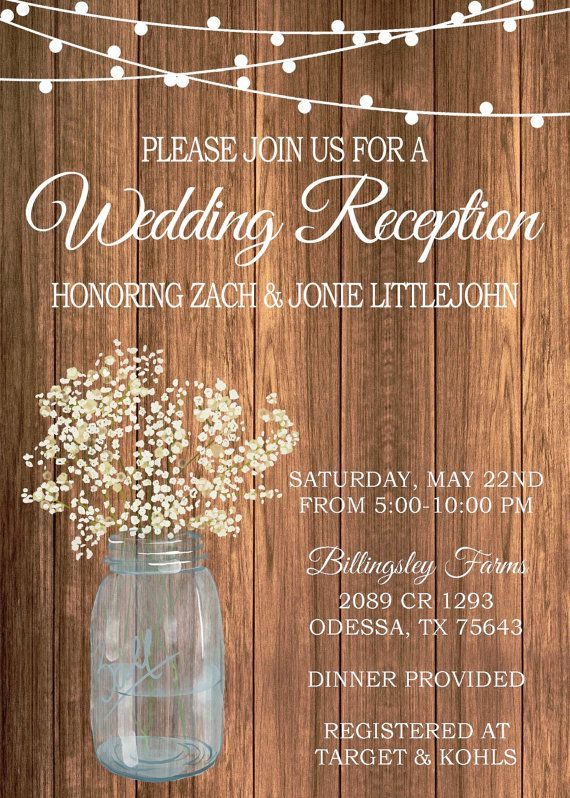 Reception only wedding invitations wedding pinterest reception reception only wedding invitations wedding pinterest reception weddings and wedding filmwisefo Image collections