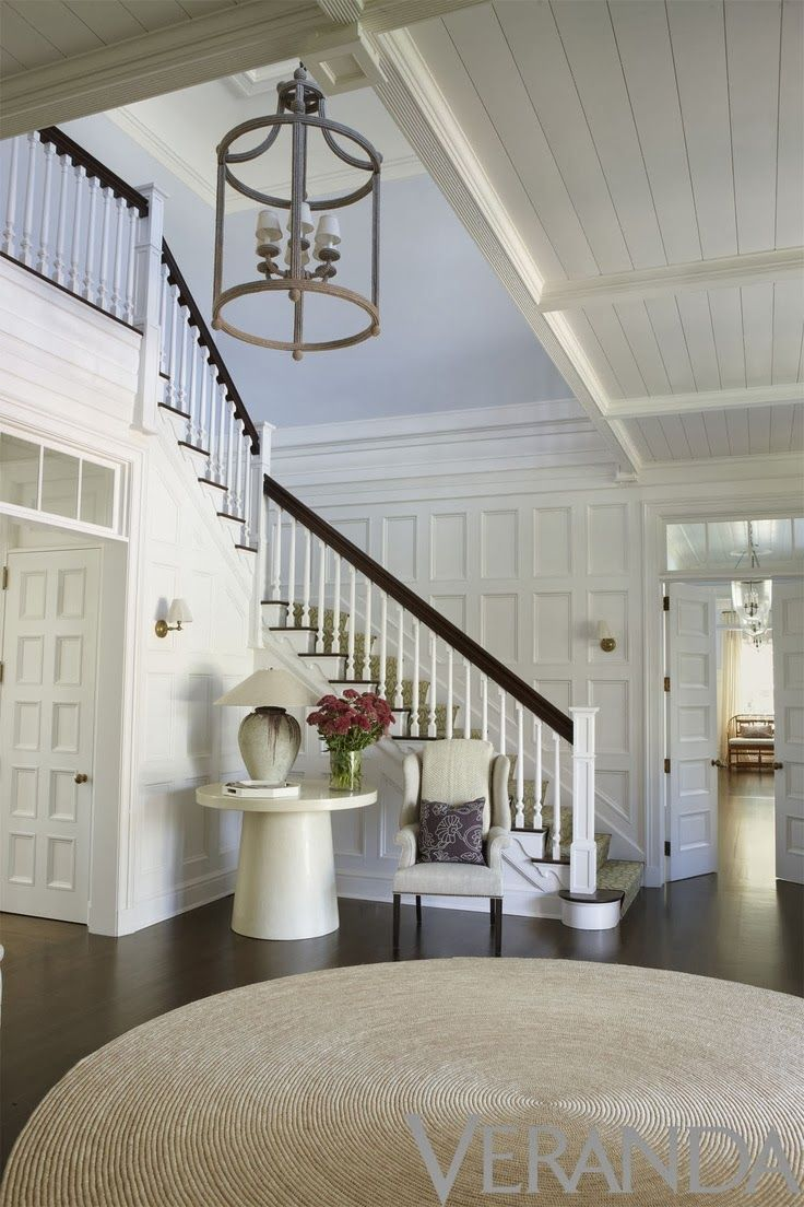 Foyer With No Staircase : Best round entry table ideas on pinterest entryway