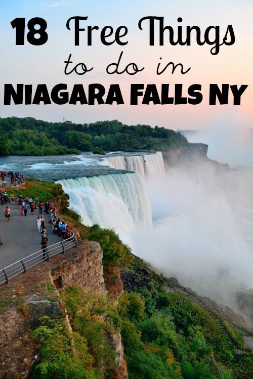 25 best ideas about niagara falls on pinterest where is for Whats there to do in new york
